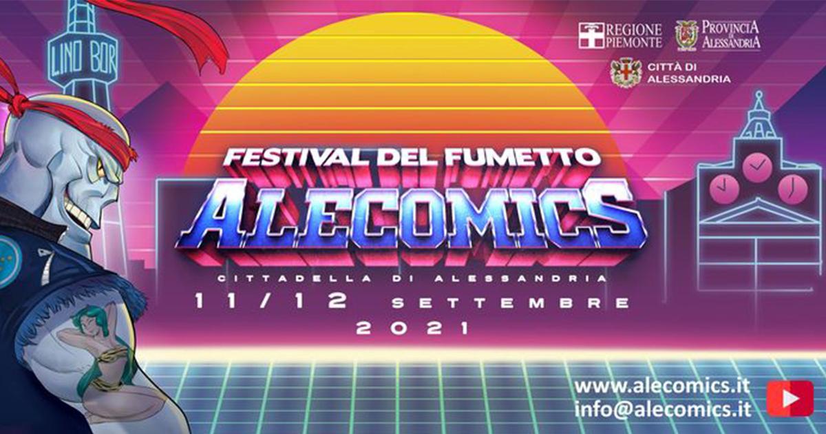 Alecomics2021 – Festival del Fumetto