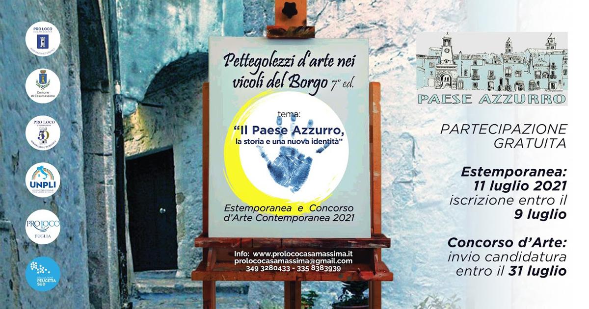 """""""Pettegolezzi d'arte nei vicoli del Borgo""""  7a edizione"""
