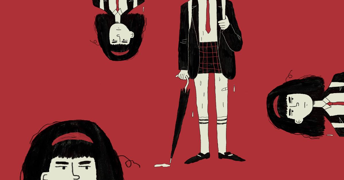 Il character design in semplici mosse (Halloween Edition) – con Claudia Petrazzi