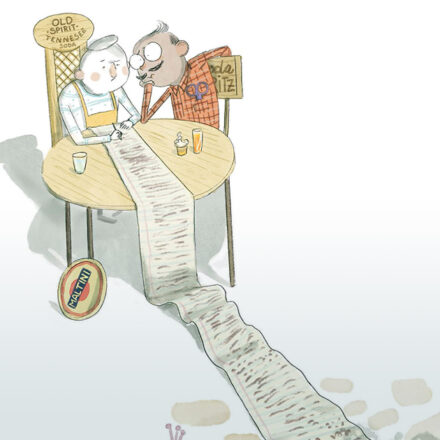 Le illustrazioni da leggere